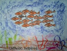 We Are Part of Christ's Body ~ A Book Study for Kids {Swimmy}   Catholic Inspired ~ Arts, Crafts, and Activities!