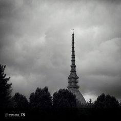 #Torino raccontata dai cittadini per #InTO Foto di @cesco_78 #torino Tra le nuvole