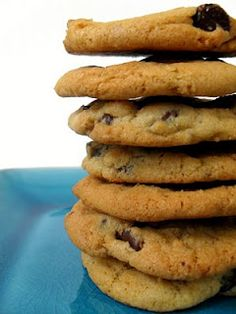 Aunt Peg's Recipe Box: COLORADO-Ultimate High Altitude Chocolate Chip Cookies