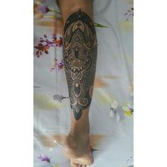 #Antaboga #tattoo #blackandgrey #indonesian #javanese #sundanese #balinese