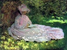 Monet - 1872 la liseuse baltimore.jpg                                                                                                                                                      Plus