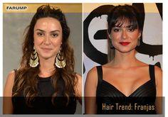 Thaila Ayla cortou a franja para viver uma personagem em Sangue Bom. O que acharam? Como vocês preferem o cabelo da atriz?