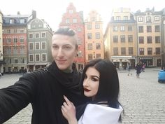 """36.8k Likes, 459 Comments - Chris Motionless (@chrismotionless) on Instagram: """"Arrived home last night from a quick trip traveling to London, Berlin, and Stockholm. Did some…"""""""