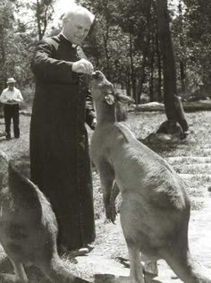 "curioustruths: "" Bl. Pope John Paul II """