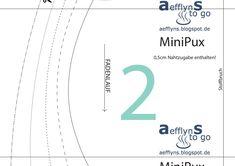 aefflynS - to go: FREEBOOK 'MiniPux' - ein stylischer Strampelsack!