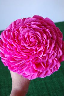 "composite wedding bouquet large flowers paper anemone bouquet DIY http://stjudescreations.com/the-book.html for my new book  ""How to make 100 Paper Flowers"""
