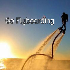 Go Flyboarding Uncompleted