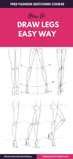 Wanna make fashion design sketches? Wonder how fashion designer sketches are made? Join this free online course that helps you with fashion illustration or fashion sketching and dressmaking. Even if you don't know how to draw fashion sketches.  #fashionillustration #fashiondesign #fashioncollection #fashiondaily #fashiondrawing #fashionfriday #fashionsketches #sewing #sewingprojects #sewingblogger #sewingcrafts #sewingforbeginners #sewingprojects #sewingpatterns #sewingtutorials #diycrafts