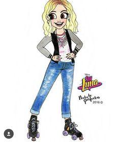 Yam 👕👗🎉🎨💫💗 One of my favorite characters! Disney Drawings, Cartoon Drawings, Cute Drawings, Luna Anime, Cute Girl Drawing, Image Fun, Disney Channel, Disney Art, Kawaii Anime