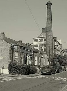 The old Meath Hospital, Dublin, Ireland.Worked here for a while in 1973 memories of Miss Purcell