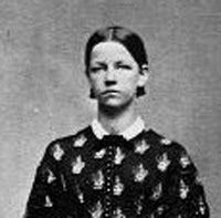 Elizabeth Stride 1872 Photo  3rd victim of Jack the Ripper