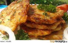 Cibuláčky Hungarian Recipes, Russian Recipes, Czech Recipes, Ethnic Recipes, Low Carb Recipes, Vegan Recipes, Fast Dinners, Sweet And Salty, Tandoori Chicken