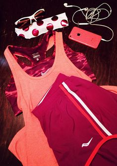 Running outfits. Running outfits for women. Fitness. Running apparel. Running clothes. Nike.