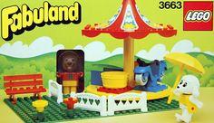 3663-1: Merry-Go-Round | Brickset: LEGO set guide and database