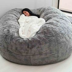 Shop Lovesac now for our legendary bean bag chairs, including The BigOne giant bean bag chair & more. Super plush and soft bean bag chairs up to wide. Fluffy Bean Bag Chair, Bean Bag Bed, Bean Bag Room, Giant Bean Bag Chair, Bean Chair, Blue Bedroom, Trendy Bedroom, Room Ideas Bedroom, Bedroom Decor