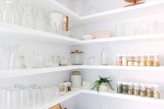 [ THE PROJECTS ] ELSIE LARSON'S KITCHEN FOR ABM — The Home Edit