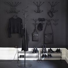 Bill S henger, sort Maze - Kjøp møbler online på