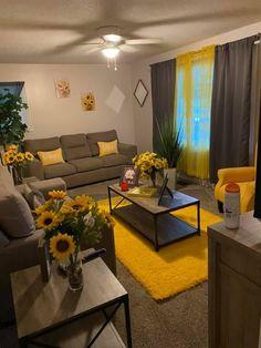 Cute Living Room, Classy Living Room, Living Room Decor Colors, Decor Home Living Room, Living Room Designs, Bedroom Decor, Home Decor, First Apartment Decorating, Dream House Interior