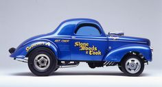 Stone Woods and Cook 41 Willys gasser