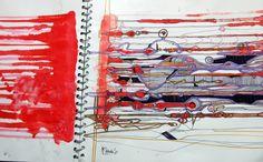 Diary Book, Art