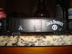 Athearn 2002 Ed. HO Jack Daniels Train