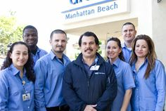 UCLA Health Manhattan Beach Family & Internal Medicine front office staff.