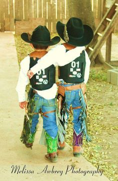 life of little cowboys