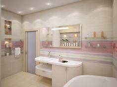 ванная комната, дизайн ванной, квартира в современном стиле, ванная в современном стиле