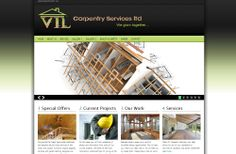 Vil carpentry website