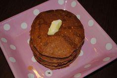 maple buttermilk pancakes