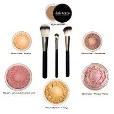 Bella Terra Cosmetics   Mineral Essentials Kit   Bella Terra Cosmetics