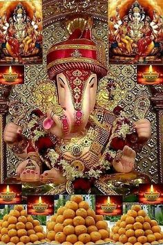 Shri Ganesh Images, Ganesha Pictures, Ganesha Painting, Lord Shiva Painting, Dagdusheth Ganpati, Ganpati Bappa, Ganpati Picture, Happy Ganesh Chaturthi Images, Baby Ganesha