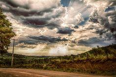 Estrada do Cachoeirinha