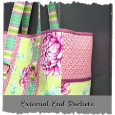 Tote Bag Pattern The MultiPurpose Carry All Bag by SewWellMaide