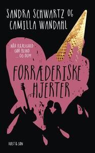 9 stars out of 10 for Forræderiske hjerter by Sandra Schwartz & Camilla Wandahl #boganmeldelse #bookreview #bookstagram #booknerd #bookworm #books #bookish #booklove #bookeater #bogsnak #YA #sandraschwartz #camillawandahl #høstogsøn Read more reviews at http://www.bookeater.dk