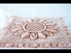 ▶ Classic Trapunto with an Embroidery Machine by Anita Goodesign - YouTube