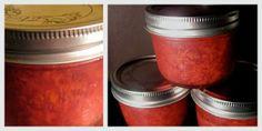 Strawberry Freezer Jam   9 Ways To Use Jars To Spring Organize And Spring Clean