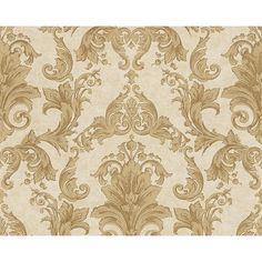 as cration und versace prsentieren ihre luxurisen wandkleider klassische muster und glanzvolle frbungen verleihen der - Versace Muster