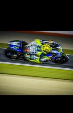 Valentino Rossi GP Qatar 2014