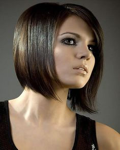 Classic Bob Different Stylish Bob Hairstyles For Young Girls