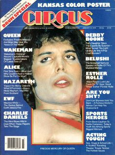 Dangerous Minds | Circus Magazine commercial from 1978