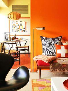 25 orange room ideas we ve already got an orange room so this