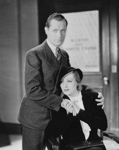 Robert Montgomery & Joan Crawford