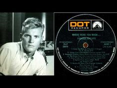 "In 1957 we were slow dancing to Tab Hunter singing 'Young Love."" Tab was looking like he would give Pat Boone real run for the money in looks and smooth  singing! Swoon......."