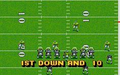 TV Sports Football (Commodore Amiga)