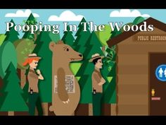 Survival Skills 101: How to Poop in the Woods.