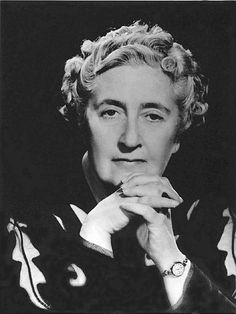 Agatha Christie - has given me so very many hours of enjoyment, fear, and suspense! :-)