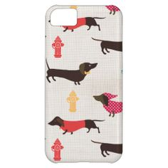 Sassy dachshund iPhone 5C cover want this