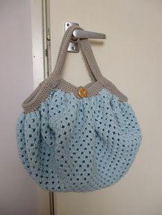 Ravelry: Granew Bag pattern by Pierrot (Gosyo Co., Ltd)
