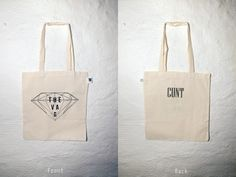 The Vag Bag *Black via The Vag Shop. Click on the image to see more!